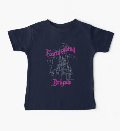 Fantasyland Brigade Baby Tee