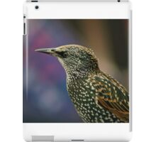Speckled Feathers iPad Case/Skin