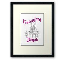 Fantasyland Brigade Framed Print