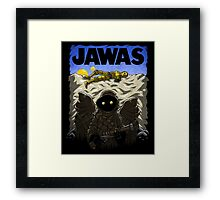 JAWAS Framed Print