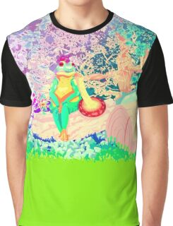 Frogu Graphic T-Shirt