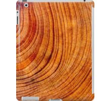 Juniper wood iPad Case/Skin