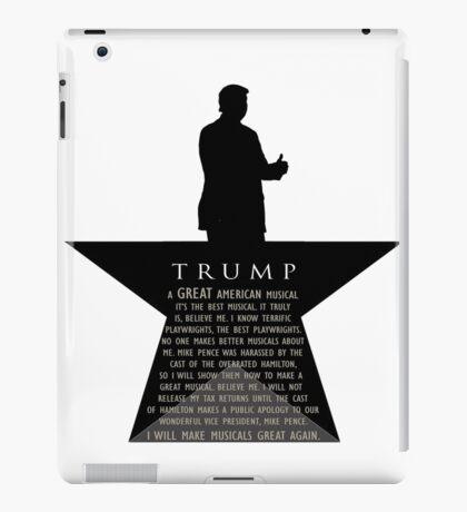 Trump iPad Case/Skin