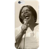 Singing With Heart & Soul iPhone Case/Skin