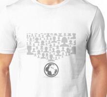 Planet the person Unisex T-Shirt