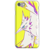 Zapdos Popmuerto | Pokemon & Day of The Dead Mashup iPhone Case/Skin