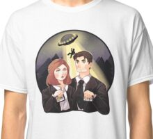 Scully and Mulder Classic T-Shirt