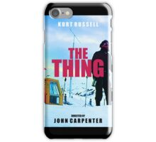 THE THING 29 iPhone Case/Skin