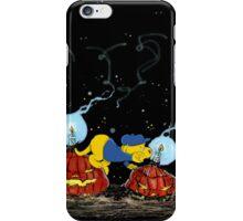 Ferald and The Rotten Pumpkins iPhone Case/Skin