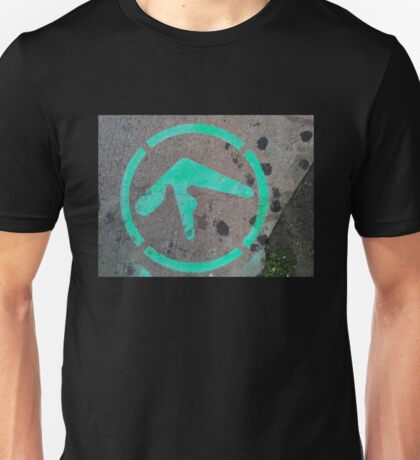 Aphex Twin / Syro Graffiti Unisex T-Shirt