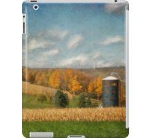 Windmills On The Horizon iPad Case/Skin