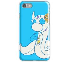 Dratini Popmuerto | Pokemon & Day of The Dead Mashup iPhone Case/Skin