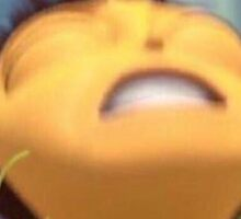Honey NUT Cheerios, Barry Benson - Bee Movie Meme Sticker
