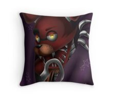 Foxy Five Nights at Freddy's Throw Pillow