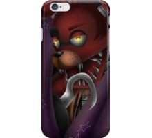Foxy Five Nights at Freddy's iPhone Case/Skin