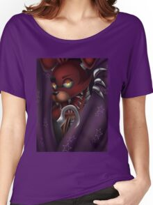 Foxy Five Nights at Freddy's Women's Relaxed Fit T-Shirt
