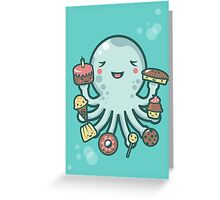 Room for Dessert? Greeting Card