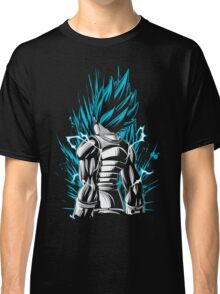 vegeta god training Classic T-Shirt