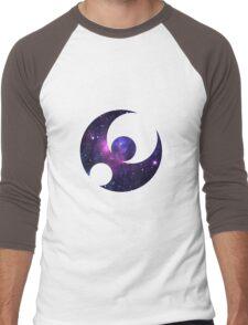 Pokémon Sun and Moon - Moon Logo Men's Baseball ¾ T-Shirt