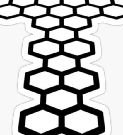 BBC Torchwood Logo Sticker