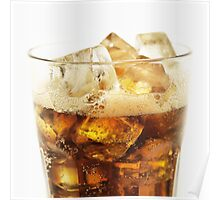 Iced Cola Poster