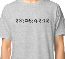 That Is When the World Will End Classic T-Shirt