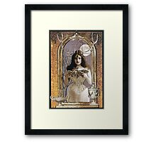 Beauty Rituals Framed Print