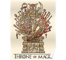 Throne of Magic Poster