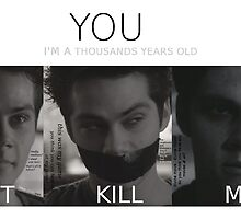 Void Stiles (with quotes) by cumberbitchhaha