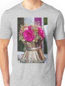 decoration with flowers Unisex T-Shirt