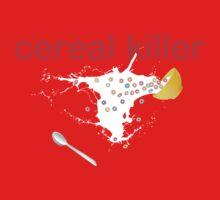 Cereal Killer One Piece - Short Sleeve