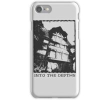 Into the Depths iPhone Case/Skin