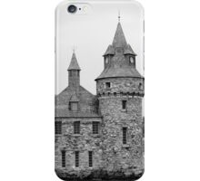 castle on the island iPhone Case/Skin
