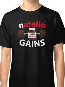 Nutella Gains Classic T-Shirt