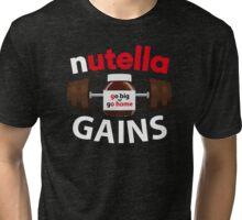 Nutella Gains Tri-blend T-Shirt