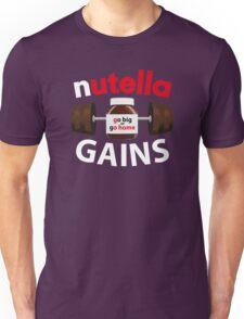 Nutella Gains Unisex T-Shirt