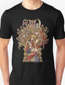 Throne of Magic - Sailor Moon Unisex T-Shirt