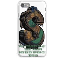 Coheed and Cambria- The Hard Sell lyrics Design iPhone Case/Skin