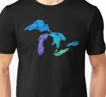 Great Lakes #2 Unisex T-Shirt