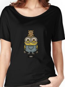 King BOB Women's Relaxed Fit T-Shirt