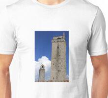 Towering Tuscany Unisex T-Shirt