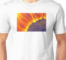 Sunflower Macro Unisex T-Shirt
