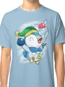 Pokemon Link Piplup Classic T-Shirt