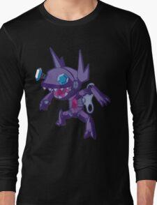 Robot Sableye Long Sleeve T-Shirt