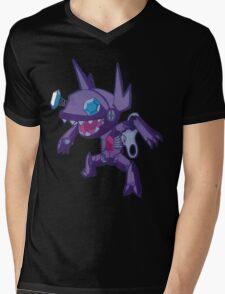 Robot Sableye Mens V-Neck T-Shirt