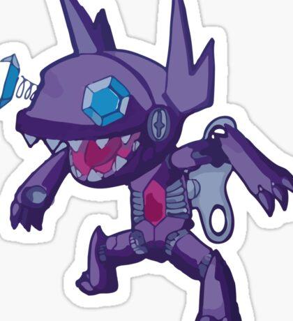 Robot Sableye Sticker