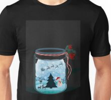 Christmas in Jar Unisex T-Shirt