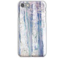 Blue Birches iPhone Case/Skin