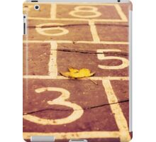 Autumn is coming...  iPad Case/Skin