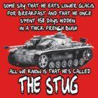 Stug WW2 tank destroyer T shirt by Sevetheapeman